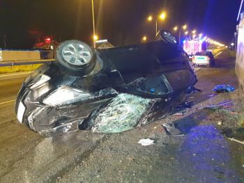 В Екатеринбурге в ДТП погибли водитель и пешеход