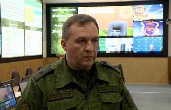 Министр обороны Беларуси допустил применение оружия против протестующих
