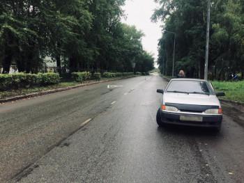 В Нижнем Тагиле автомобиль сбил 71-летнюю пенсионерку на велосипеде