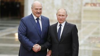 Путин и Лукашенко договорились о поставке российской вакцины от коронавируса в Беларусь