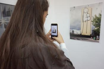 Галерея Space Place открылась для посетителей после карантина