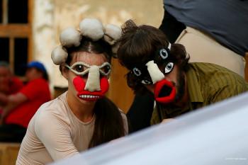 «Странно видеть свои работы на других людях». Тагильская художница Алиса Горшенина создаёт костюмы для нового спектакля «Провинциальных танцев»