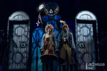 В Нижнетагильском театре кукол показали сказку, которая может конкурировать с 3D-мультфильмами  (ФОТОРЕПОРТАЖ)