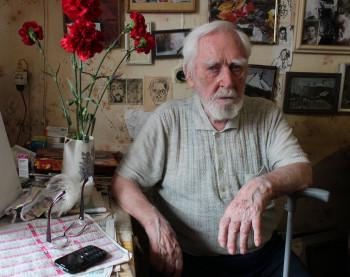 В Нижнем Тагиле ушёл из жизни «уральский Ван Гог» Вилен Мухаркин