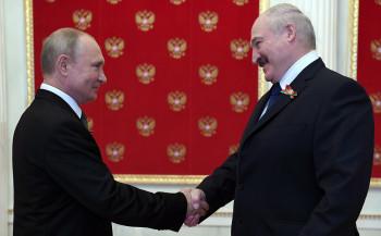 Оппозиция Беларуси назвала недопустимым создание в России резерва силовиков по просьбе Лукашенко