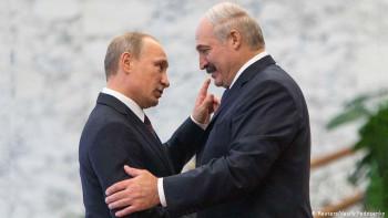 Путин: Россия признаёт легитимность выборов в Беларуси