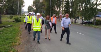 Общественные контролёры Росавтодора проверили качество ремонта дорог в Нижнем Тагиле