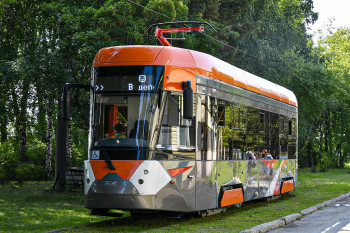 «Уралтрансмаш» подписал контракт на поставку трамваев в Нижний Тагил
