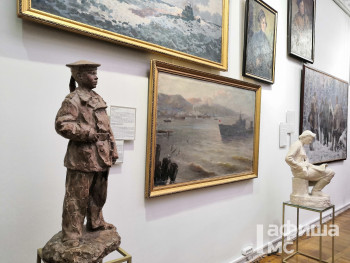 Музей искусств проведёт экскурсию-викторину о картинах, созданных в годы войны
