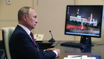 Путин заявил, что Россия — государство с технологиями, а не «страна-бензоколонка»