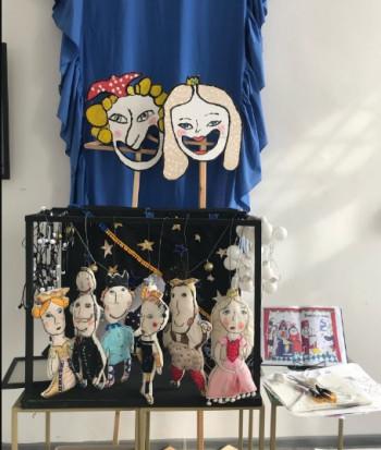 В музее искусств покажут выставку театральных кукол, созданных детьми