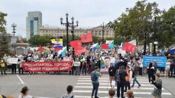 Мэрия Хабаровска впервые согласовала шествие в поддержку Сергея Фургала