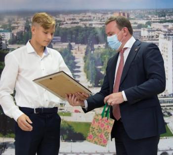 В Нижнем Тагиле назвали имя победителя премии Аммоса Черепанова