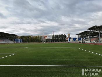 «Получилось практически идеально ровное». Восстановленное футбольное поле на стадионе «Спутник» начнёт принимать спортсменов в середине сентября