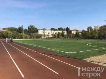 После 15 лет ожидания у Центра образования №1 в Нижнем Тагиле появился свой стадион