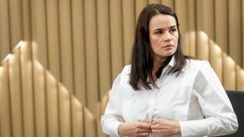 «Не поддавайтесь влиянию лжи»: Светлана Тихановская записала обращение к россиянам