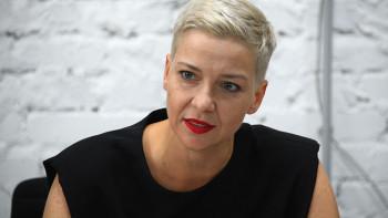 Адвокат Марии Колесниковой сообщила о присвоении ей статуса подозреваемой по делу о попытке захвата власти