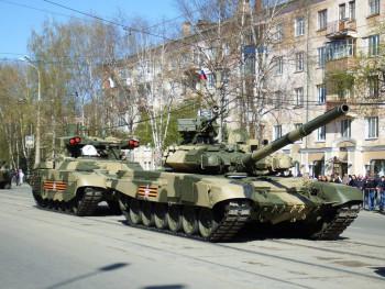 10 сентября в Нижнем Тагиле из-за репетиции парада перекроют проспект Ленина