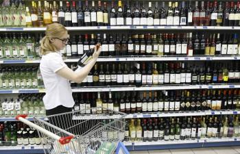 Минздрав предложил запретить продажу вина и пива до 21 года