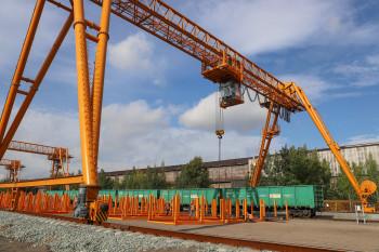 На ЕВРАЗ НТМК открыли «умный» склад металлопроката