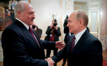 Песков подтвердил приезд Лукашенко вРоссию 14сентября