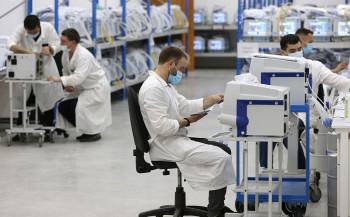 За время пандемии коронавируса чистая прибыль уральского завода по производству аппаратов ИВЛ выросла в 290 раз