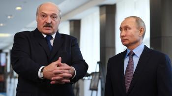 Bloomberg: Путин ошеломлён масштабами протестов в Беларуси, но уверен, что они не приведут к свержению Лукашенко