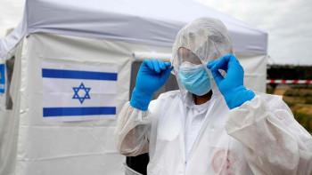ВИзраиле из-за возобновления карантина гражданам запретят отходить отдома дальше 500 метров