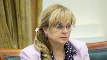 Глава ЦИК заявила о минимальном количестве нарушений на выборах