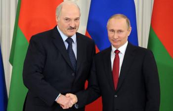 Россия предоставит Беларуси кредит на 1,5 млрд долларов