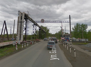 В Нижнем Тагиле закроют движение по улице Балакинской из-за ремонта ж/д переезда