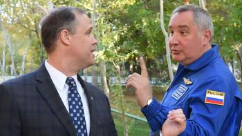 Глава Роскосмоса Дмитрий Рогозин объявил Венеру «русской планетой»