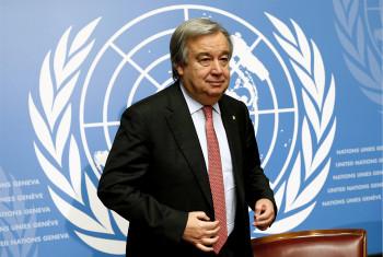 Генсек ООН заявил о выходе ситуации с коронавирусом из-под контроля