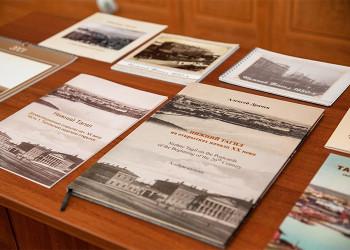 Известный краевед выпустил каталог исторических открыток с видами Нижнего Тагила