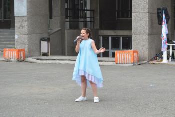 Десятилетняя певица из Нижнего Тагила выступит в концертном зале Кремля