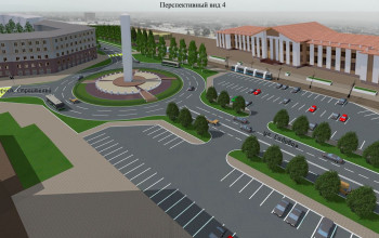 Круговой перекрёсток на Привокзальной площади хотят сделать Т-образным