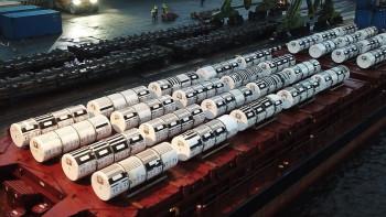 В Свердловскую область из Европы отправили предпоследнюю партию урановых «хвостов»