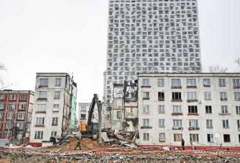 ВГосдуму внесён законопроект обизъятии любого жилья по всей России для сноса иреновации