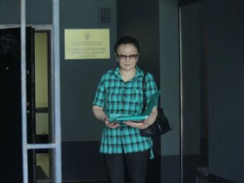 В Москве суд оштрафовал женщину за пикет, в котором она не участвовала