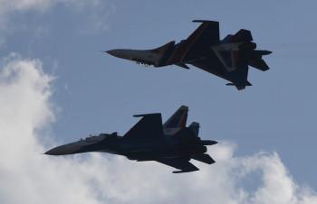 ВТверской области разбился Су-30, лётчики успели катапультироваться