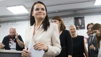 Светлана Тихановская объявила себя единственным лидером белорусского народа (ВИДЕО)