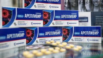 ФАС заинтересовалась ценой лекарства от коронавируса