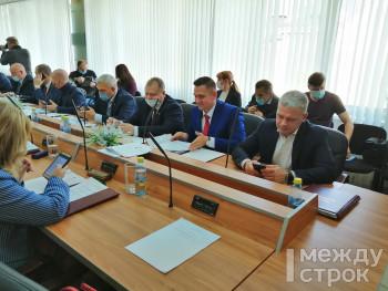 Депутата Долгорукова представили гордуме Нижнего Тагила