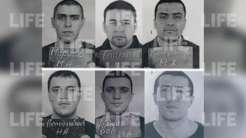 Власти Дагестана объявили награду в миллион рублей за помощь в поимке сбежавших заключённых