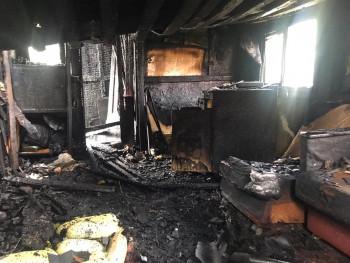 В Нижнем Тагиле во время пожара пострадала женщина с инвалидностью