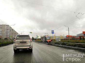 В Нижнем Тагиле отремонтировали в рамках нацпроекта «Безопасные и качественные дороги» самый оживлённый проспект Гальянки
