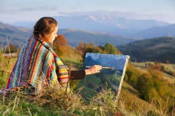 В музее искусств откроется выставка пейзажей юных тагильских художников