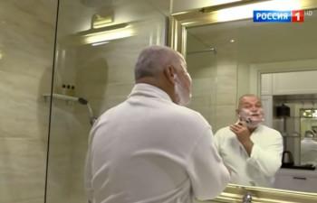 «Проверяем на себе»: Дмитрий Киселёв «переночевал» в номере отеля в Томске, где отравили Навального