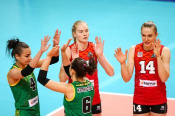 «Уралочка-НТМК» одержала первую победу в сезоне