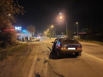 В Нижнем Тагиле пенсионер на «пятёрке» устроил массовое ДТП